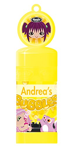 John Hinde dPal Bubbles Andrea Bottle, One Color, One Size