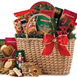 Christmas Cookie Collection Holiday Gourmet Food Gift Basket