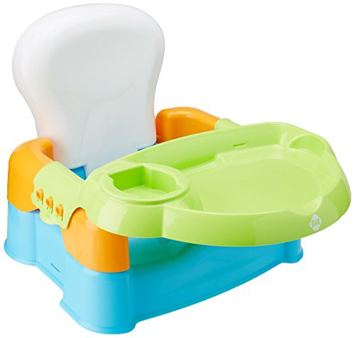 Safety 1st Sit, Snack, and Go Convertible Booster Seat, Brights - 1