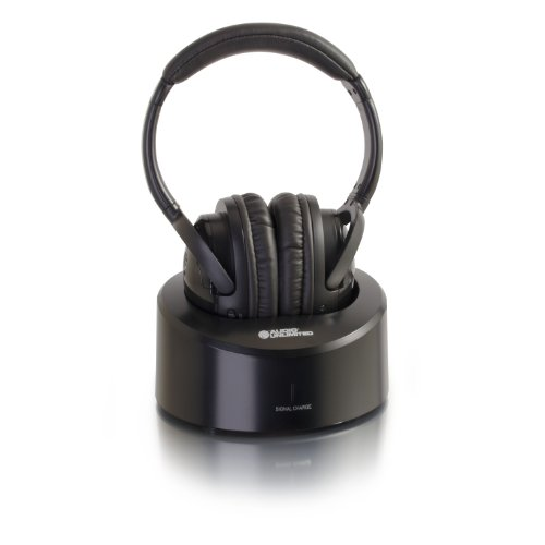 Audio Unlimited Spk-9110 900Mhz Wireless Stereo Headphones (Rechargeable)