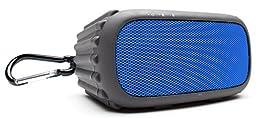 ECOXGEAR ECOROX Rugged and Waterproof Wireless Bluetooth Speaker - Blue