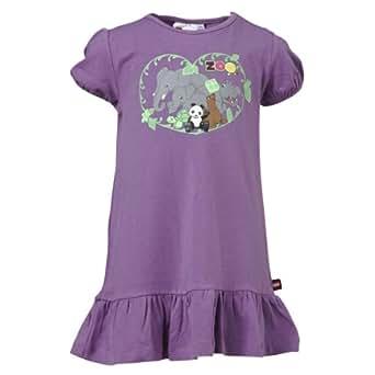 Lego Wear - Robe Fille - Violet - Violett (Purple) - FR : 3 ans (Taille Fabricant : 98) (Brand size: Herstellergröße: 98)