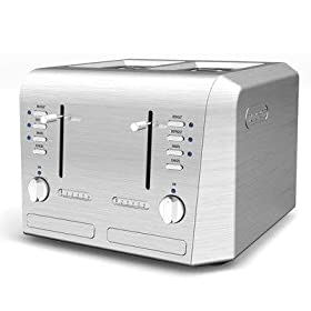 Delonghi CTH4003 4-Slice Toaster