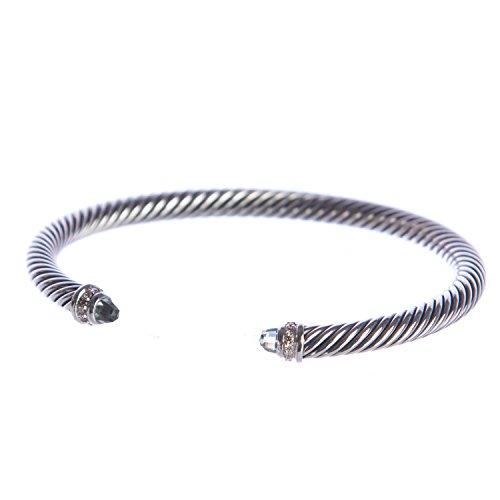 david-yurman-womens-cable-classics-bracelet-w-prasiolite-medium-green-silver