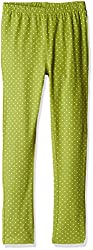 People Girls' Trousers (P50601287104416_Green_15-16 Yrs)