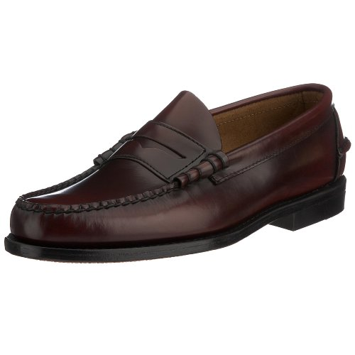 John Spencer Men's Harvard Loafer Wine 501 11 UK