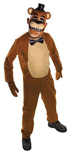 Rubie's Costume Five Nights at Freddy's Tween Freddy Costume Set (Freddy Mask)