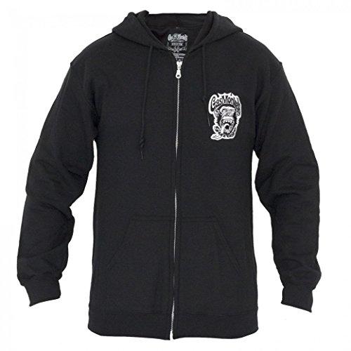 Gas Monkey Garage T-Shirt Camaro, schwarz, X-Large