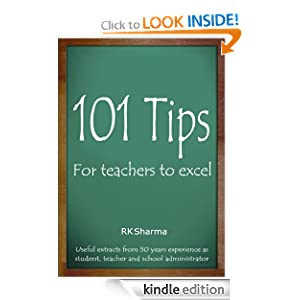 101 Tips for Teachers to excel
