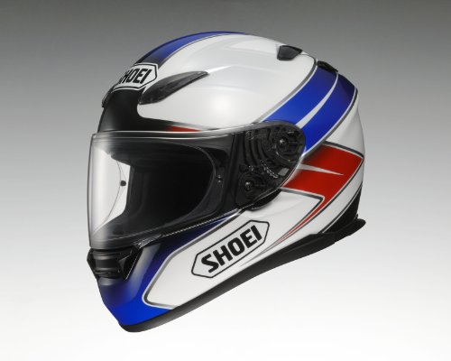 Shoei Casco Xr 1100 Gráficos blanco/azul Cm 59-60 (INT L)
