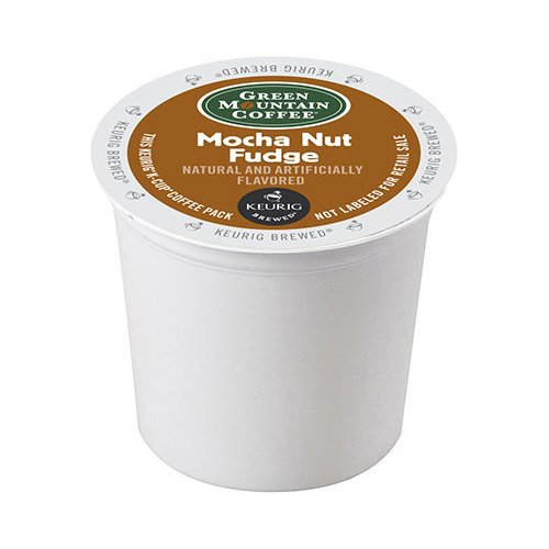 Green Mountain Coffee Mocha Nut Fudge, K-Cup Portion Pack for Keurig Brewers 24- eBay