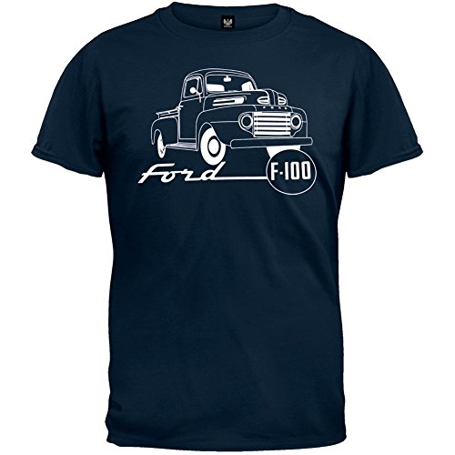 Ford - Classic F-100 T-Shirt - Small (Ford Jersey compare prices)