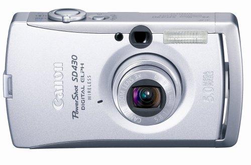 Canon PowerShot SD430