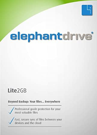 ElephantDrive for Mac - Lite Edition [Download]