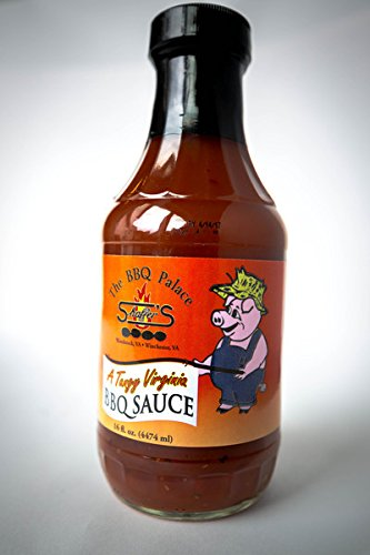 Virginia Tangy BBQ Sauce (16 Oz) 2 Pack