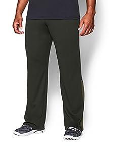 Under Armour Men's UA Reflex Warm-Up Pants Extra Large Artillery Green