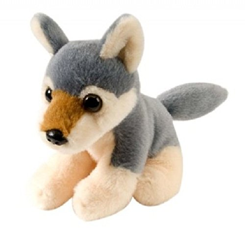 "5"" Baby Wolf Soft Toy"