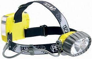 Petzl Duo headlamp Led 5 yellow/black headlamp