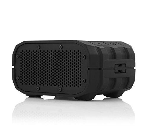 Braven BRAVEN BRV-1s Wireless HD Bluetooth Speaker -BRAVEN 805 Wireless HD Bluetooth Speaker -Black - Speakers - Retail Packaging digital treasures lyrix jive jumbo bluetooth speaker speakers retail packaging