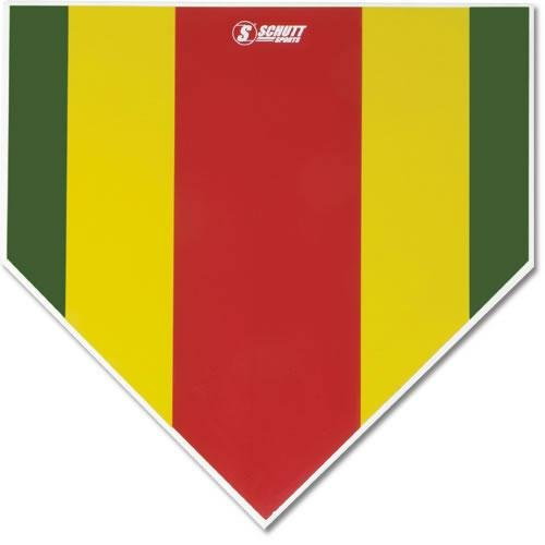Schutt Sports Strike Zone Home Plate