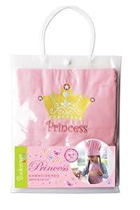 Cooksmart Princess Ensemble tablier/toque
