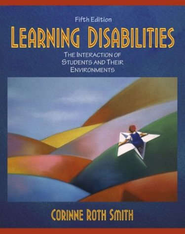 Learning Disabilities: The Interaction of Students and...