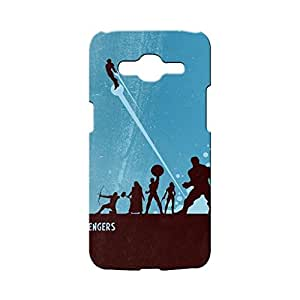 BLUEDIO Designer Printed Back case cover for Samsung Galaxy J2 (2016) - G2526