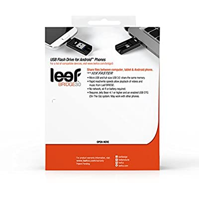 LEEF Bridge 3.0 64gb (LB300KK064E6)