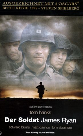 Der Soldat James Ryan [VHS]