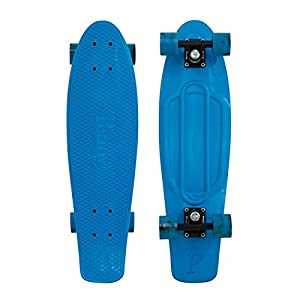 Buy Penny Limited Edition Plastic Skateboard Nickel Midnight Blue 27 by Penny