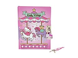 Hello Kitty Diary : Carousel