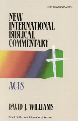 Acts, David J. Williams