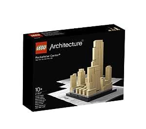 LEGO Architecture 21007 Rockefeller Center (NYC)