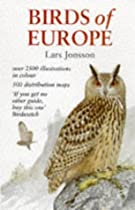 'Birds of Europe, The: With North Africa and the Middle East'