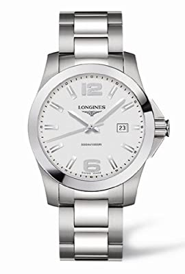 Longines Conquest Mens Watch 36594766