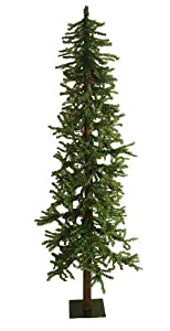 #!Cheap 5' Natural Alpine Artificial Christmas Tree - Unlit