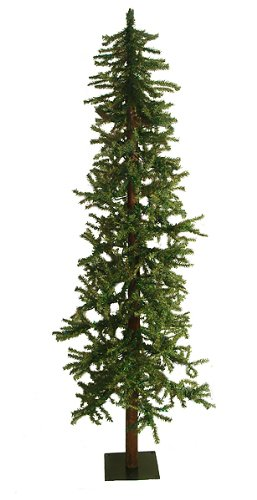 5′ Natural Alpine Artificial Christmas Tree –