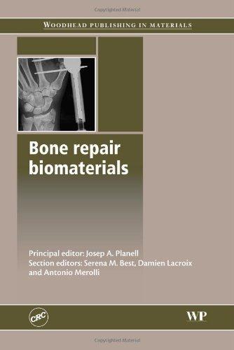 Bone Repair Biomaterials (Woodhead Publishing Series In Biomaterials)