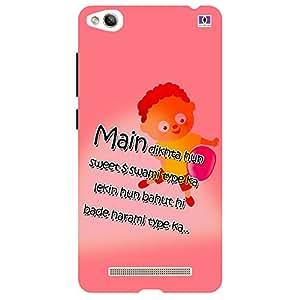 Main - Mobile Back Case Cover For Xiaomi Redmi 3S Prime