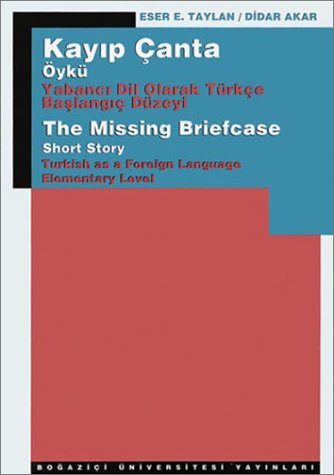 The Missing Briefcase: Turkish as a Foreign Language, Elementary Level