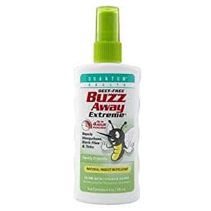 Quantum Buzz Away Extreme Natural Insect