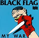 Black Flag My War [VINYL]