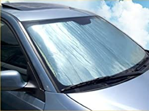 1996-1997 Dodge Caravan LE Custom-fit Roll Up Sun Shade
