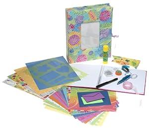 Creativity For Kids Sammelalbum / Einklebebuch Geschenkset