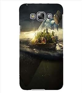 ColourCraft Creative Image Design Back Case Cover for SAMSUNG GALAXY GRAND MAX G720