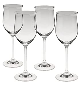 Marquis by waterford young white wine glasses set of 4 waterford crystal wine - Waterford colored wine glasses ...