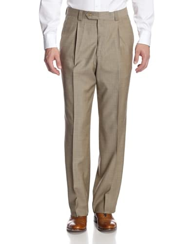 Giorgio Valentini Men's Check Pants