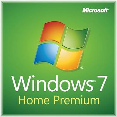 Microsoft Windows7 Home Premium 32bit Service Pack 1 日本語 DSP版 DVD LCP 【紙パッケージ版】