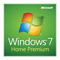 Windows7 Home Premium SP1(64bit・DSP版)