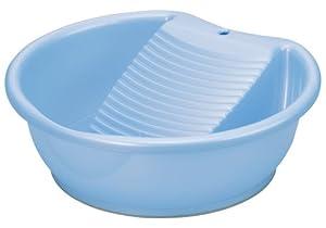 Amazon.com: Japanese Laundry Wash Basin w/ Washboard #1690: Home ...